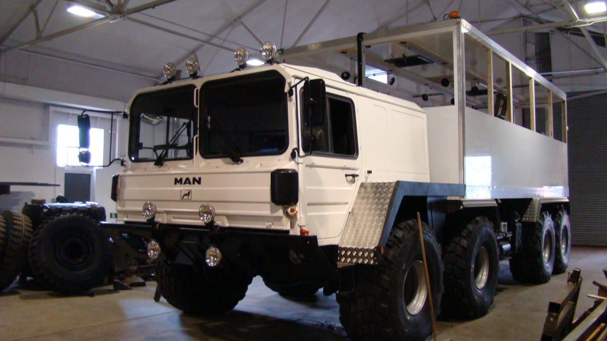MAN 464 8x8 off-road passenger vehicle/  for sale in Angola, Kenya,  Nigeria, Tanzania, Mozambique, South Africa, Zambia, Ghana- Sale In  Africa and the Middle East