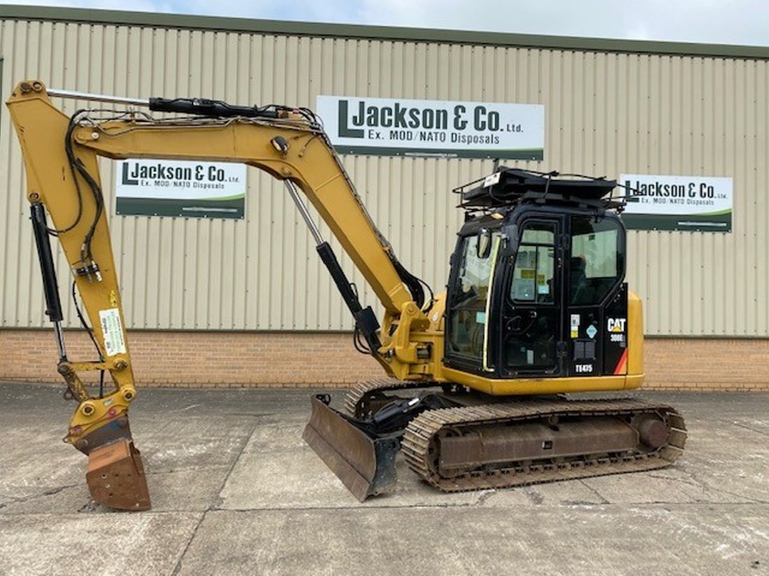 Caterpillar 308E 2CR Tracked Excavator for sale
