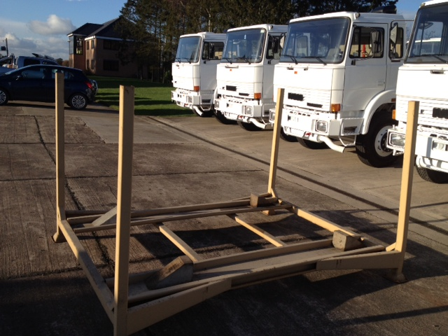 Vehicle stillages | used military vehicles, MOD surplus for sale