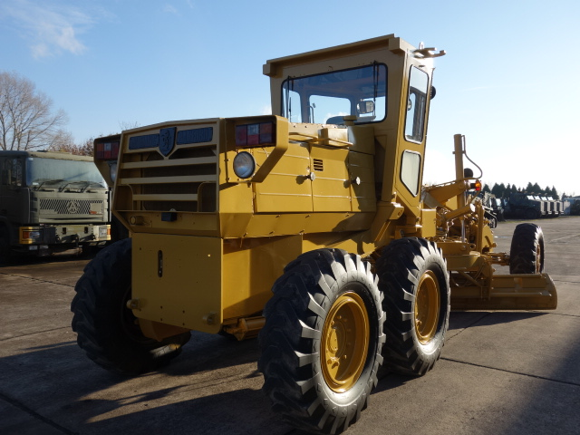 Avelling Barford  ASG 113 6x6  Grader | used military vehicles, MOD surplus for sale