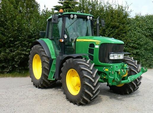 WAS SOLD John Deere 6830 P  Tractor