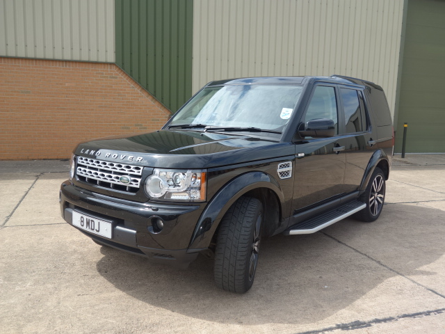 Land rover discovery HSE TDV6 3.0 litre for sale/ MOD ...