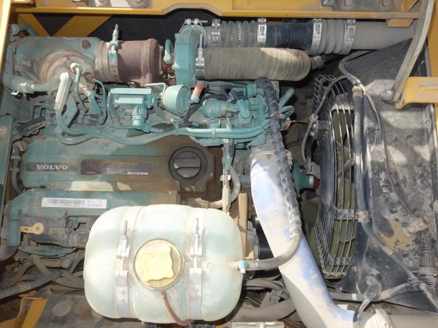 Volvo EC140 DL гидравлический экскаватор | Конверсионная техника с военного хранения