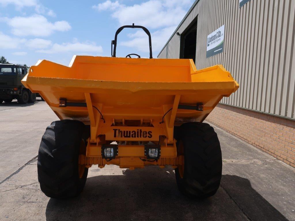 Thwaites 9 ton Dumper  military for sale