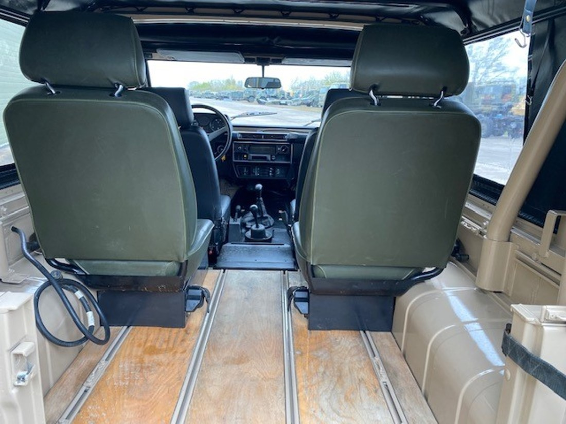 Mercedes G Wagon 250 Wolf | Конверсионная техника с военного хранения