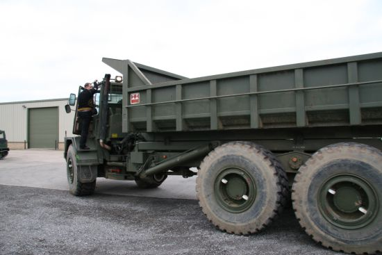 exmod trucks for sale ex military terex 3066 ta25 army articulated. Black Bedroom Furniture Sets. Home Design Ideas