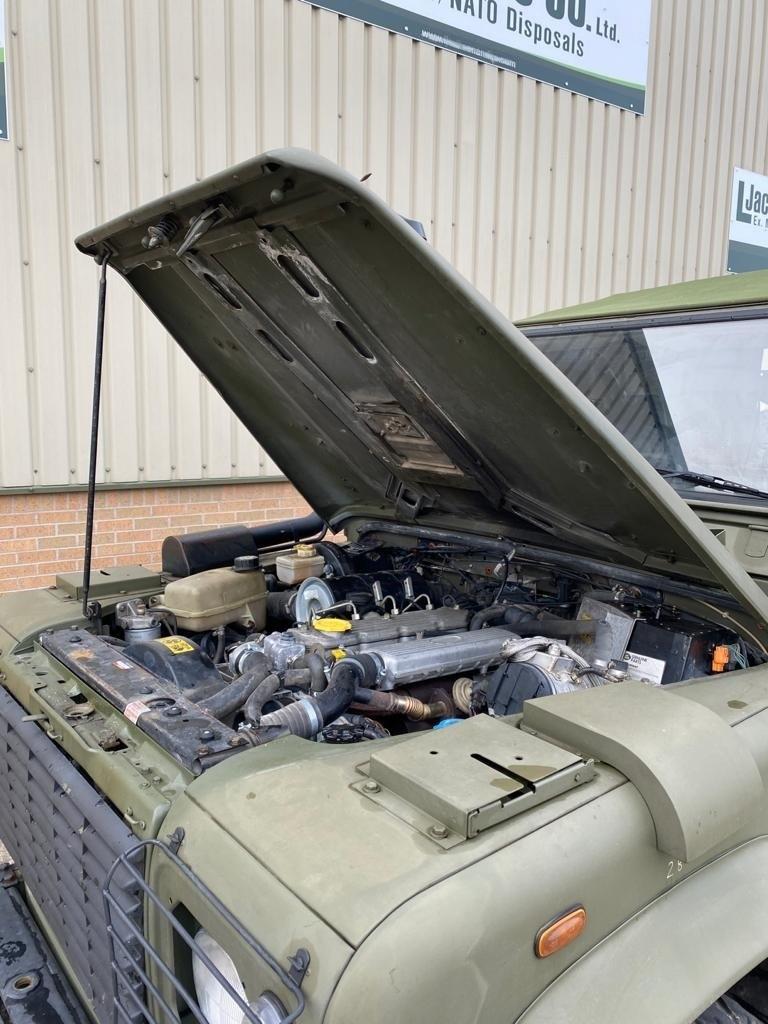 Land Rover Wolf 90 Soft Top Winterised/Waterproof | Конверсионная техника с военного хранения