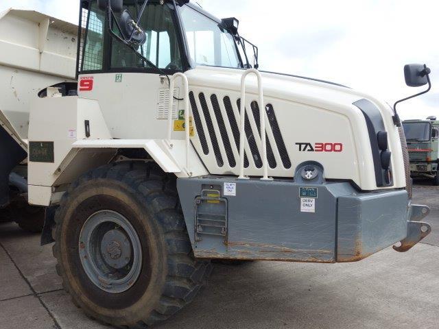 Terex TA300 6x6 Articulated Dumper 2014  (MOD and NATO Disposals)