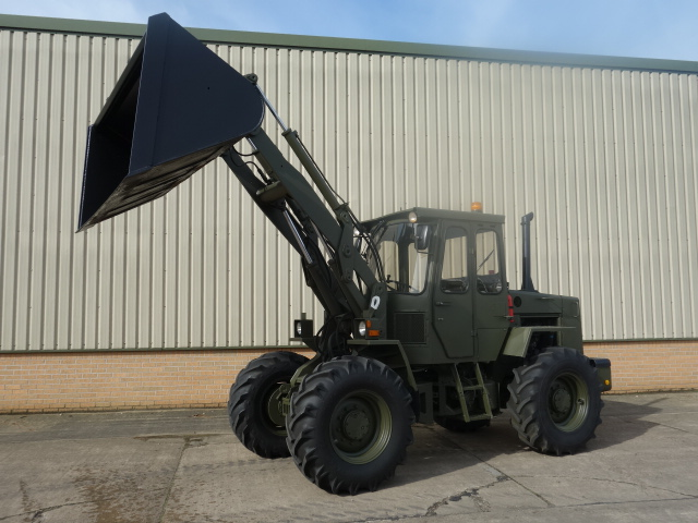 Volvo 4200 Loader | used military vehicles, MOD surplus for sale