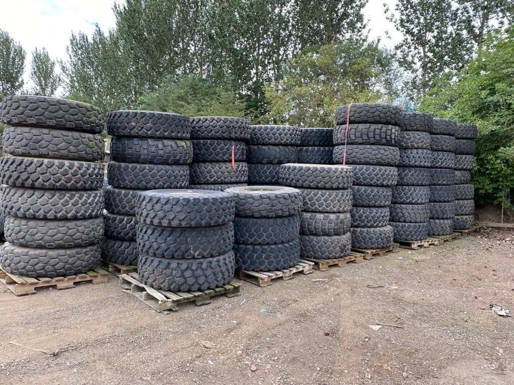 Michelin 14.00R20 XZL Tyres | Military Land Rovers 90, 110,130, Range Rovers, Mercedes for Sale