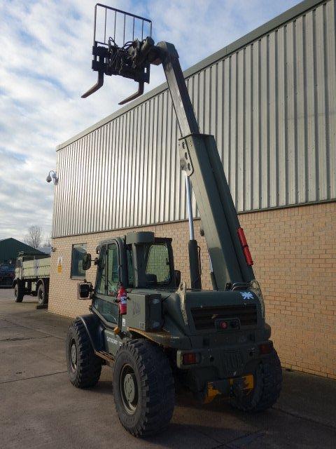 JCB 525-50 rough terrain telehandler   used military vehicles, MOD surplus for sale