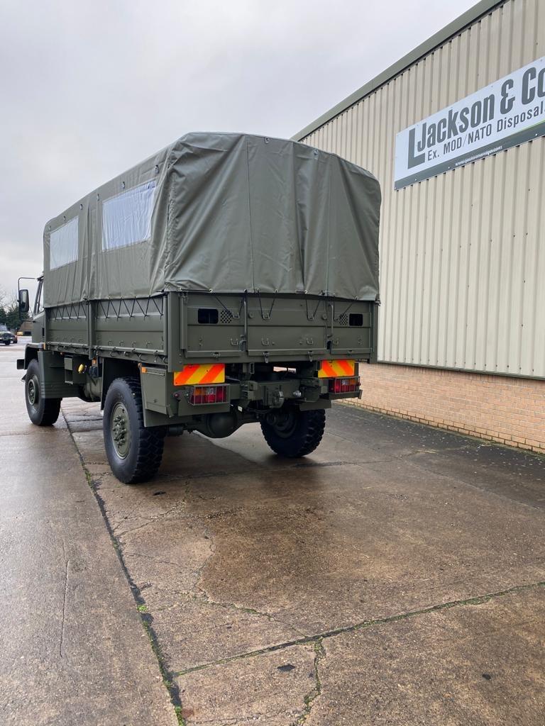 Leyland Daf 4x4 Shoot Vehicle/Gun Bus   Конверсионная техника с военного хранения