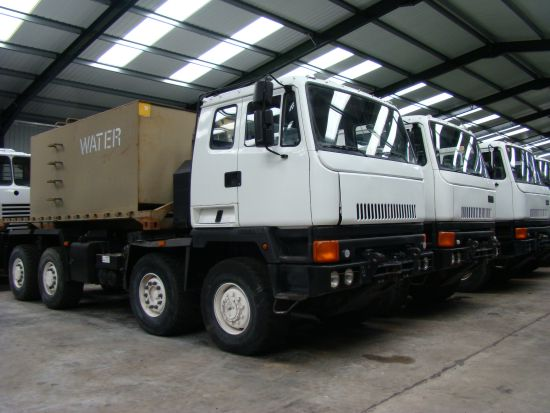 Leyland Daf   8x6  multilift drops system | used military vehicles, MOD surplus for sale