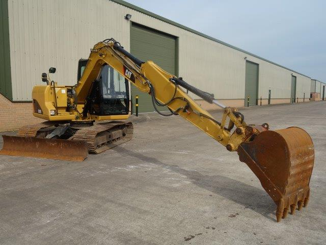 Caterpillar Tracked Excavator 307D | used military vehicles, MOD surplus for sale