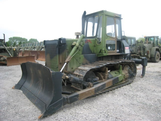 SOLD Fiat FD14E bull dozer | used military vehicles, MOD surplus for sale