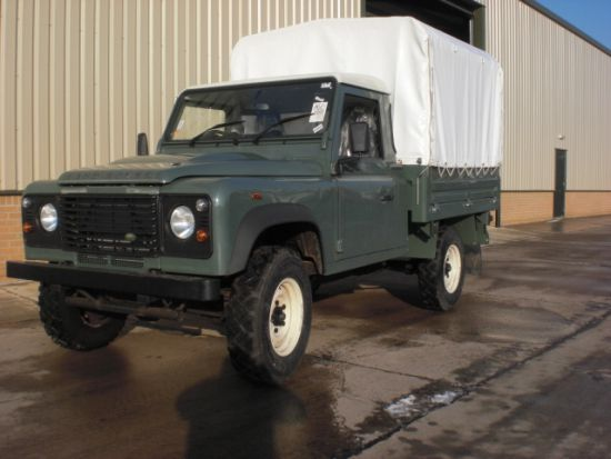 WAS SOLD New Land Rover Puma 110 Pickup Cab RHD