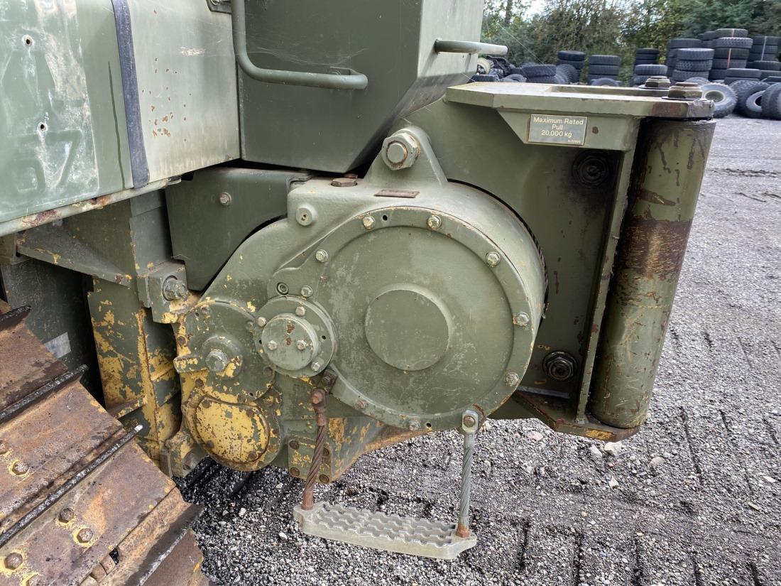Caterpillar D5N XL Dozer   Конверсионная техника с военного хранения