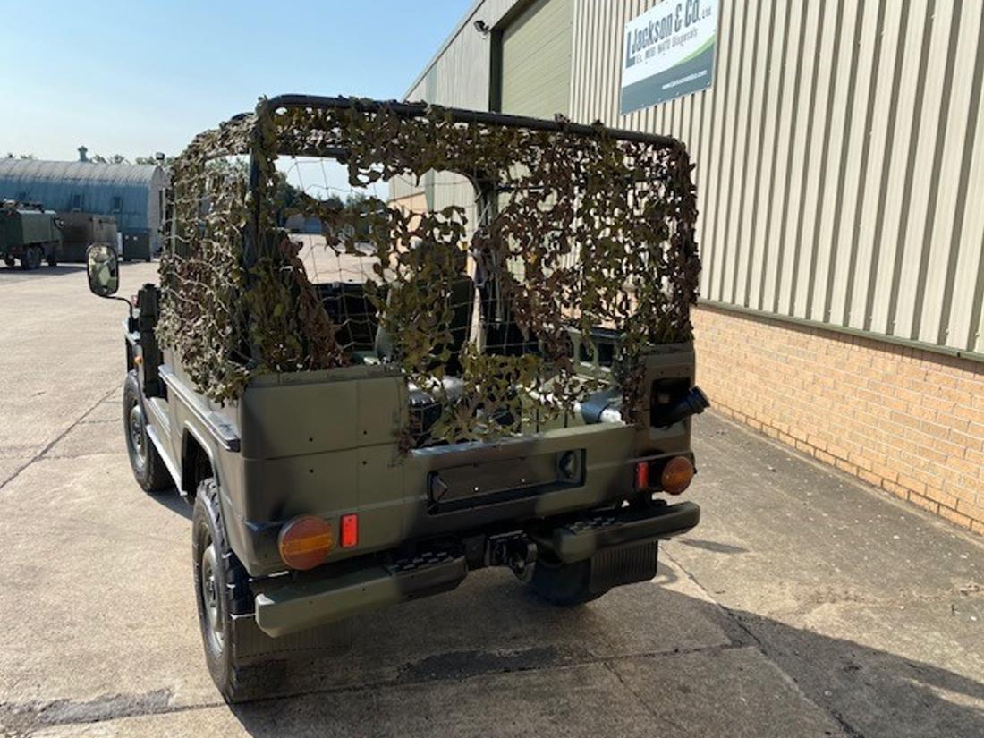 Mercedes G Wagon 240 Scout Special Forces | Конверсионная техника с военного хранения