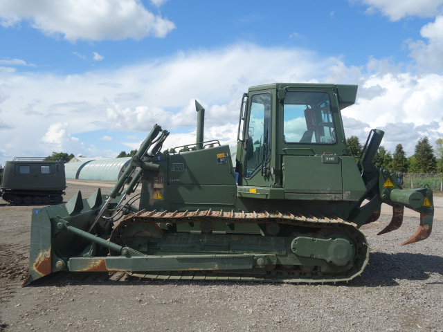 Liebherr PR722 BL  Bulldozer | used military vehicles, MOD surplus for sale