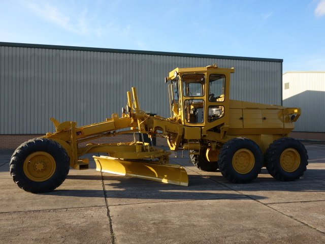 Avelling Barford  ASG 113 6x6  Grader    EX.MOD direct sales
