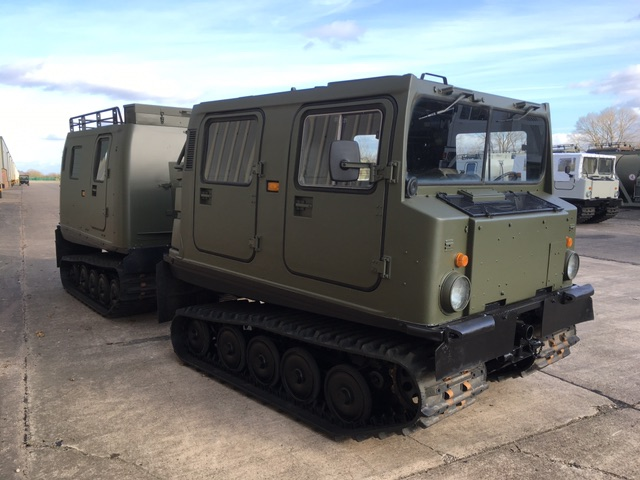 Hagglunds Bv206 Personnel Carrier |  EX.MOD direct sales