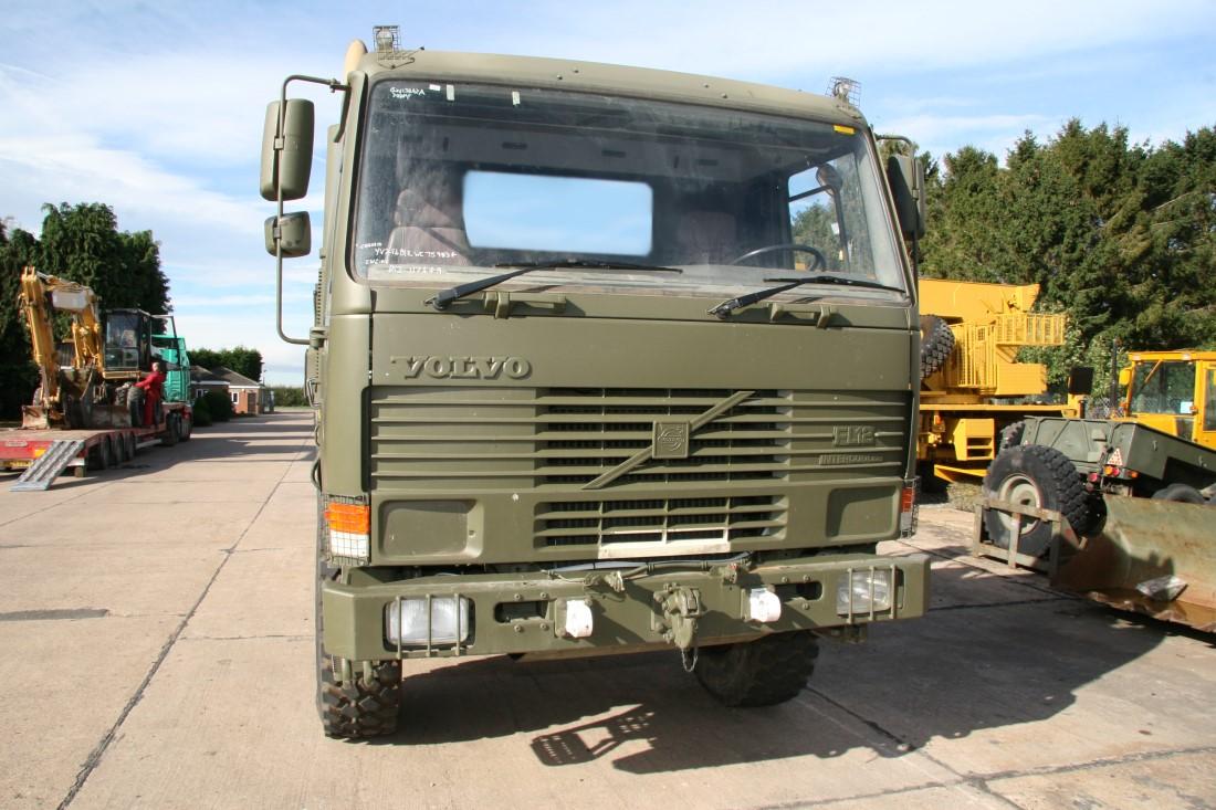 Volvo FL12 6x6  chassis cab |  EX.MOD direct sales