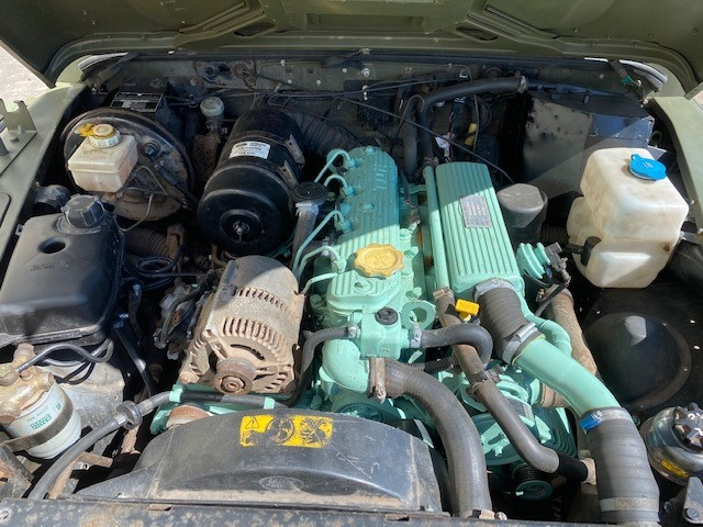 Land rover 110 Wolf RHD with REMUS upgrade for sale | for sale in Angola, Kenya,  Nigeria, Tanzania, Mozambique, South Africa, Zambia, Ghana- Sale In  Africa and the Middle East