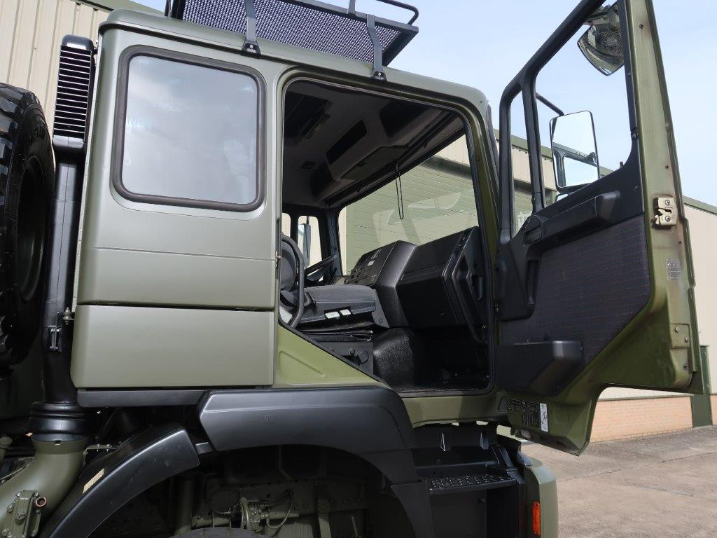 MAN 27.314 6x6 LHD Cargo Truck   Конверсионная техника с военного хранения