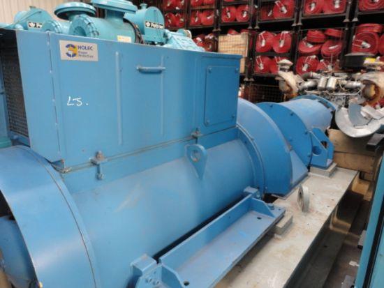 Holec 330 KVA diesel generator | used military vehicles, MOD surplus for sale