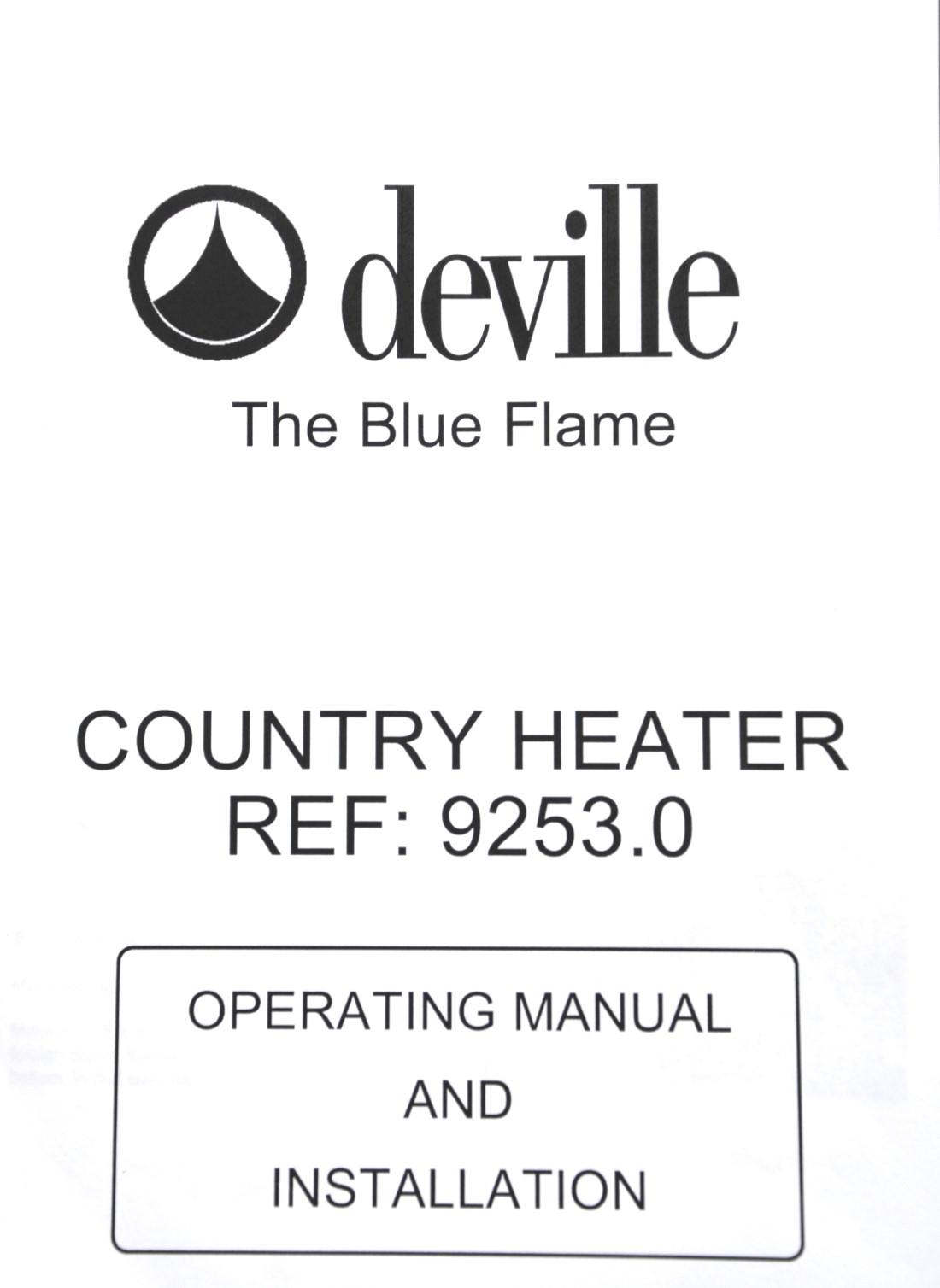 Deville - мультитопливный универсальный обогреватель | Конверсионная техника с военного хранения