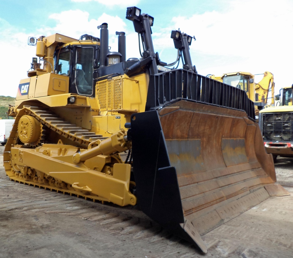 SOLD Caterpillar D10T dozer | used military vehicles, MOD surplus for sale