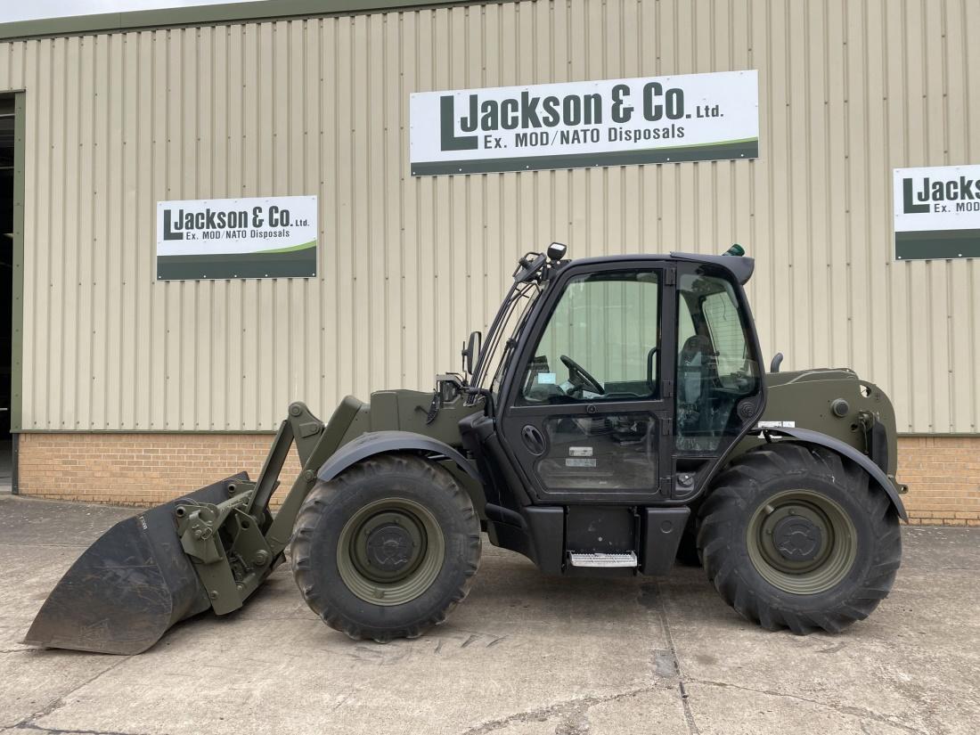 JCB 541-70 Telehandler | Military Land Rovers 90, 110,130, Range Rovers, Mercedes for Sale