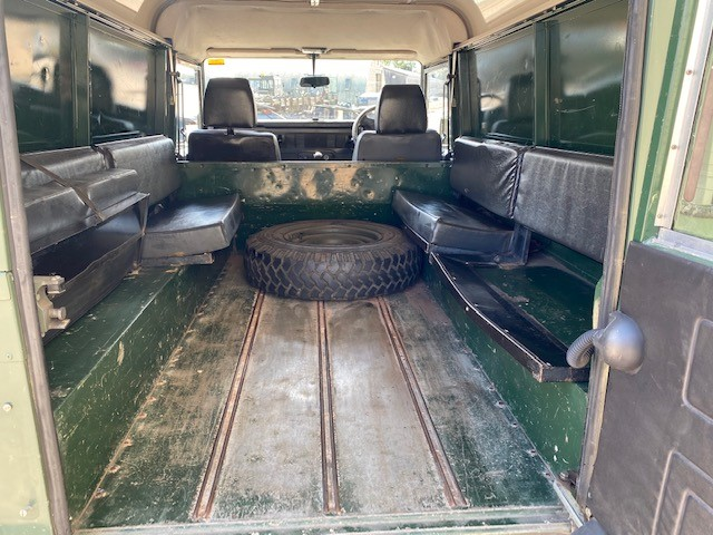 Land Rover Defender 110 300Tdi hard top   used military vehicles, MOD surplus for sale