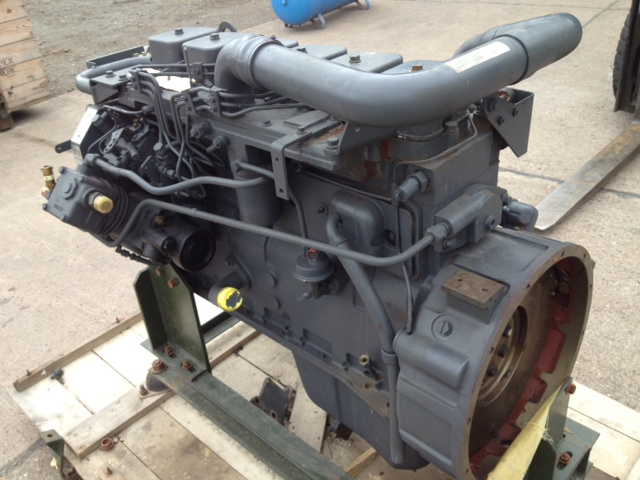Reconditioned Cummins 310 engine  for sale . The UK MOD Direct Sales