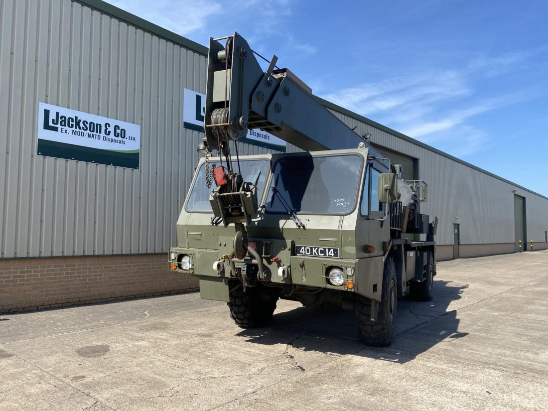 Grove 315M 4x4 all terrain 18 ton crane | Конверсионная техника с военного хранения