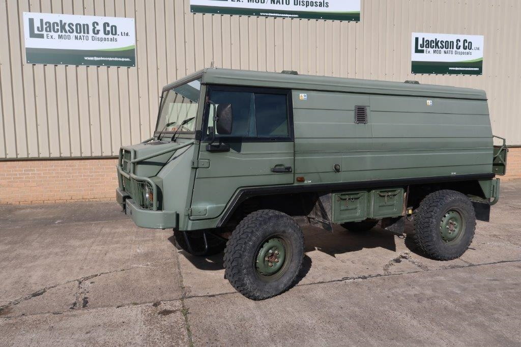 Pinzgauer 716 MK 4x4 RHD | used military vehicles, MOD surplus for sale