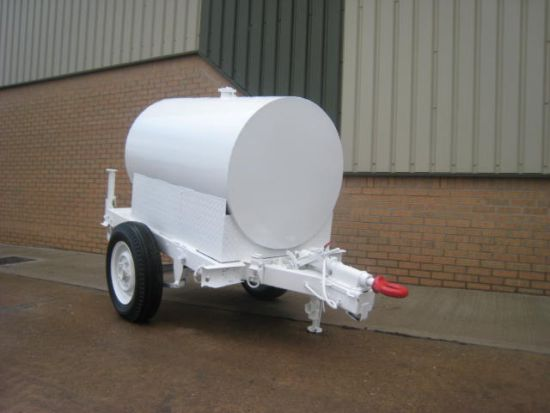 Sankey  towed tanker 950 litre.12/24v electric pump | used military vehicles, MOD surplus for sale