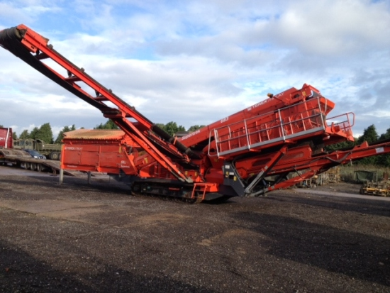SOLD Terex Finlay 683 Screener | used military vehicles, MOD surplus for sale