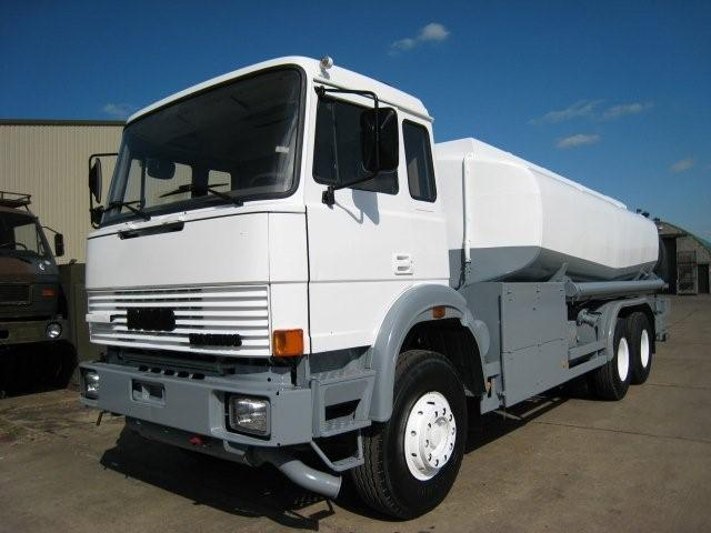 Iveco 260-32 AH 6x4 18,000 litre tanker truck for sale