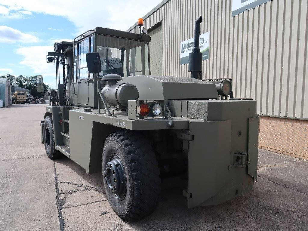 Valmet Sisu 16 Ton 1612HS 4x4 Forklift |  EX.MOD direct sales