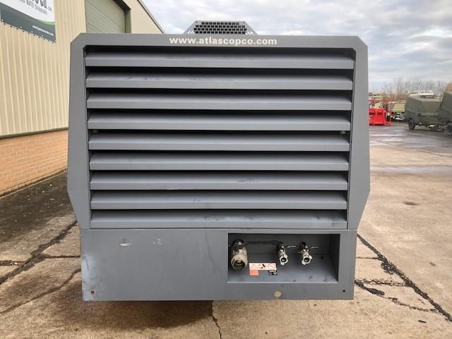 Atlas Copco XAMS 407 848 CFM Compressor - Unused |  EX.MOD direct sales