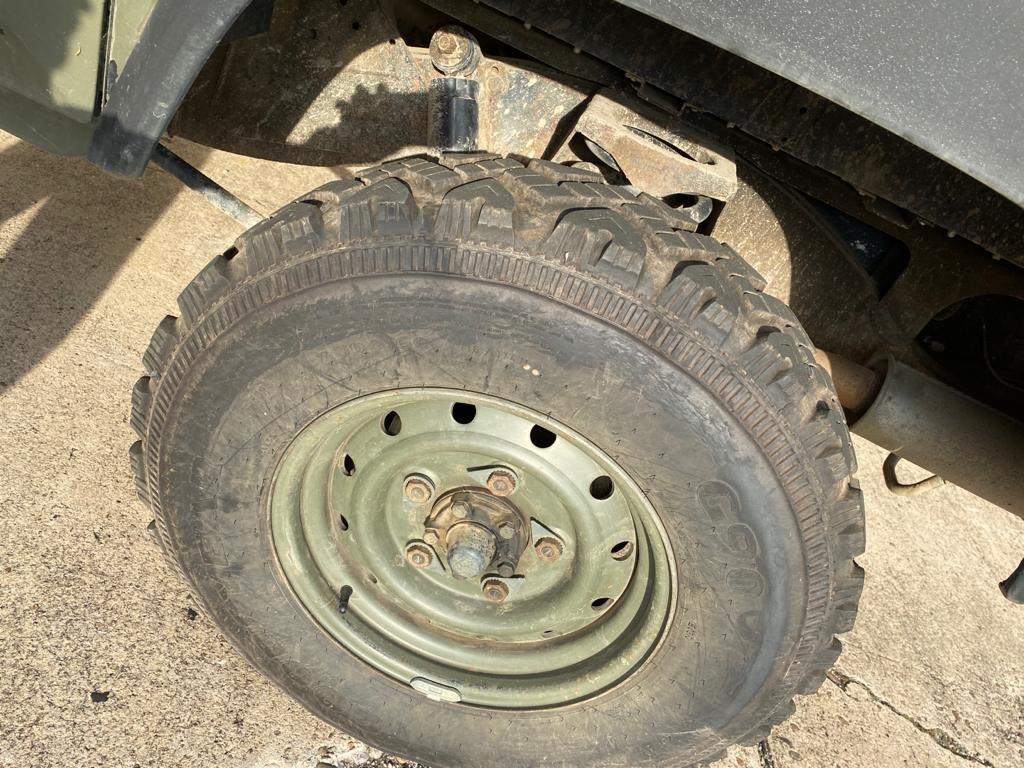 Land Rover Defender Wolf 110 (REMUS) | Конверсионная техника с военного хранения