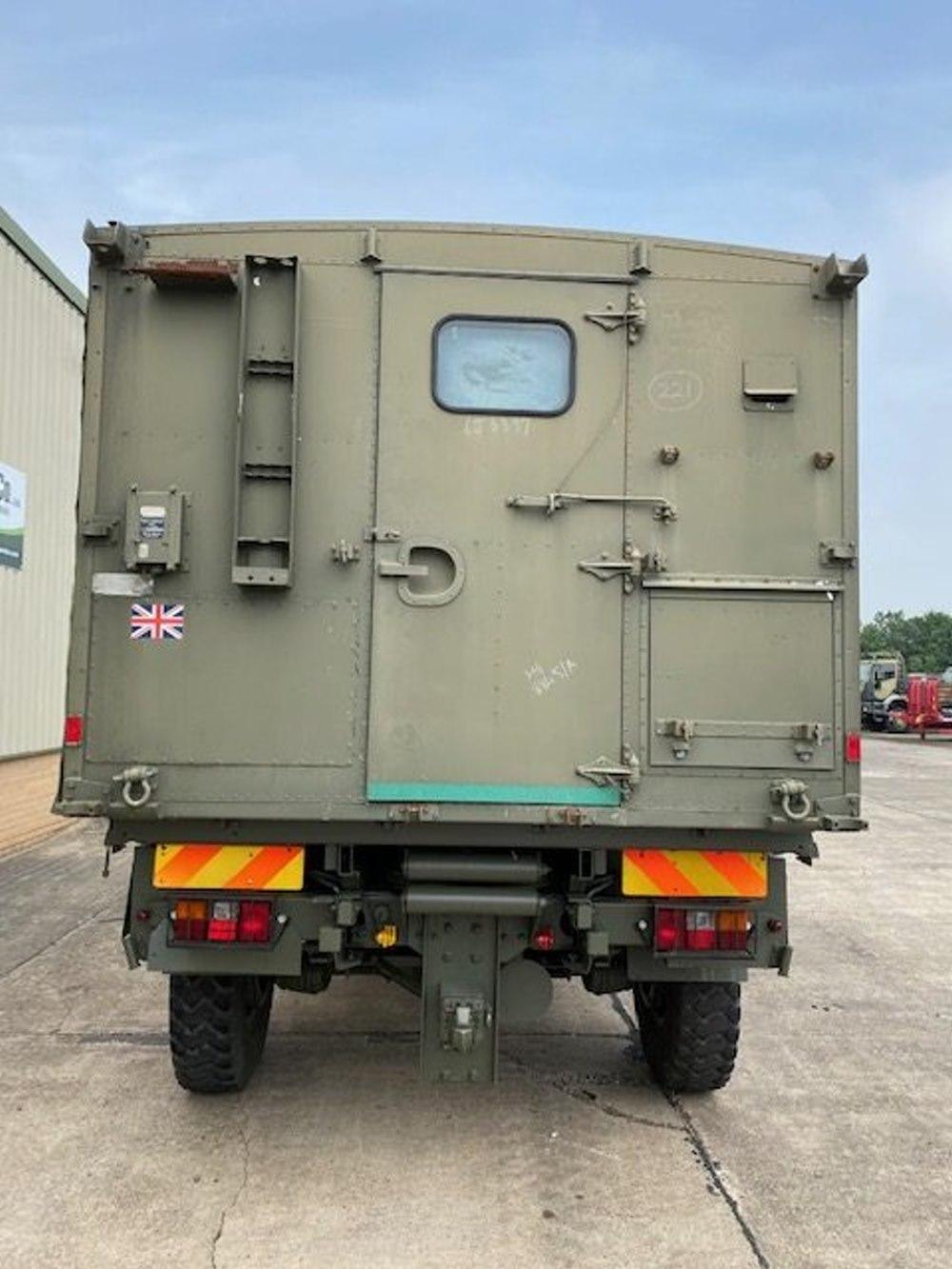 Leyland Daf 45.150 4x4 RHD box vehicle | Конверсионная техника с военного хранения