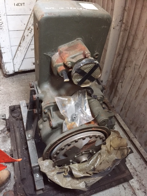 Reconditioned Clark Gearbox | used military vehicles, MOD surplus for sale
