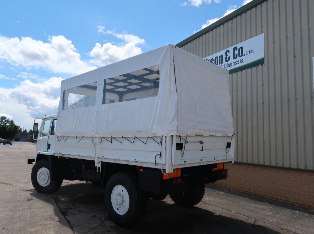 Leyland Daf 45.150 Personnel Carrier Truck | Конверсионная техника с военного хранения