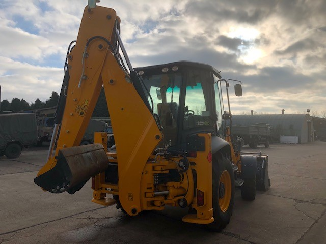 JCB 3CX BackHoe Loader 2017 (unused) |  EX.MOD direct sales