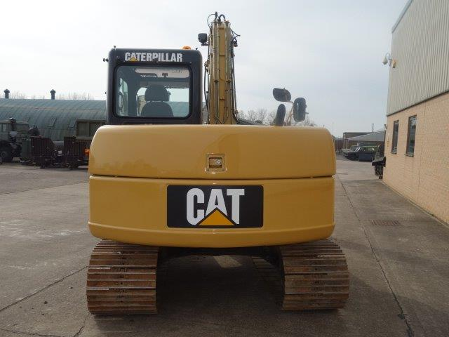 Caterpillar Tracked Excavator 307D  for sale . The UK MOD Direct Sales