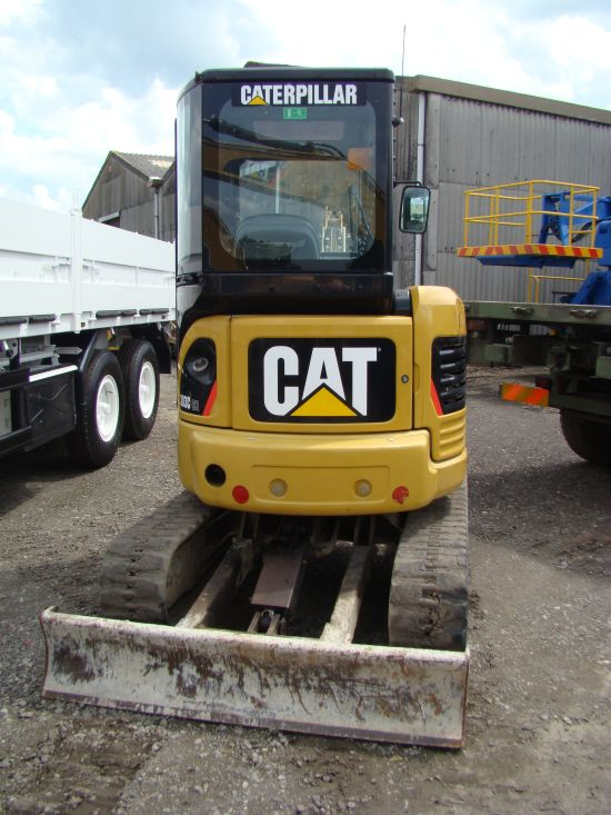 Caterpillar 303C CR  Tracked Excavator | used military vehicles, MOD surplus for sale