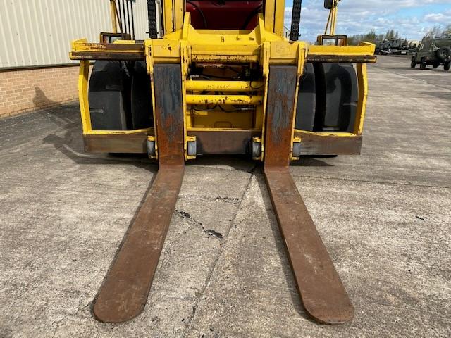 CVS Ferrari 2812 28 Ton Forklift   Конверсионная техника с военного хранения