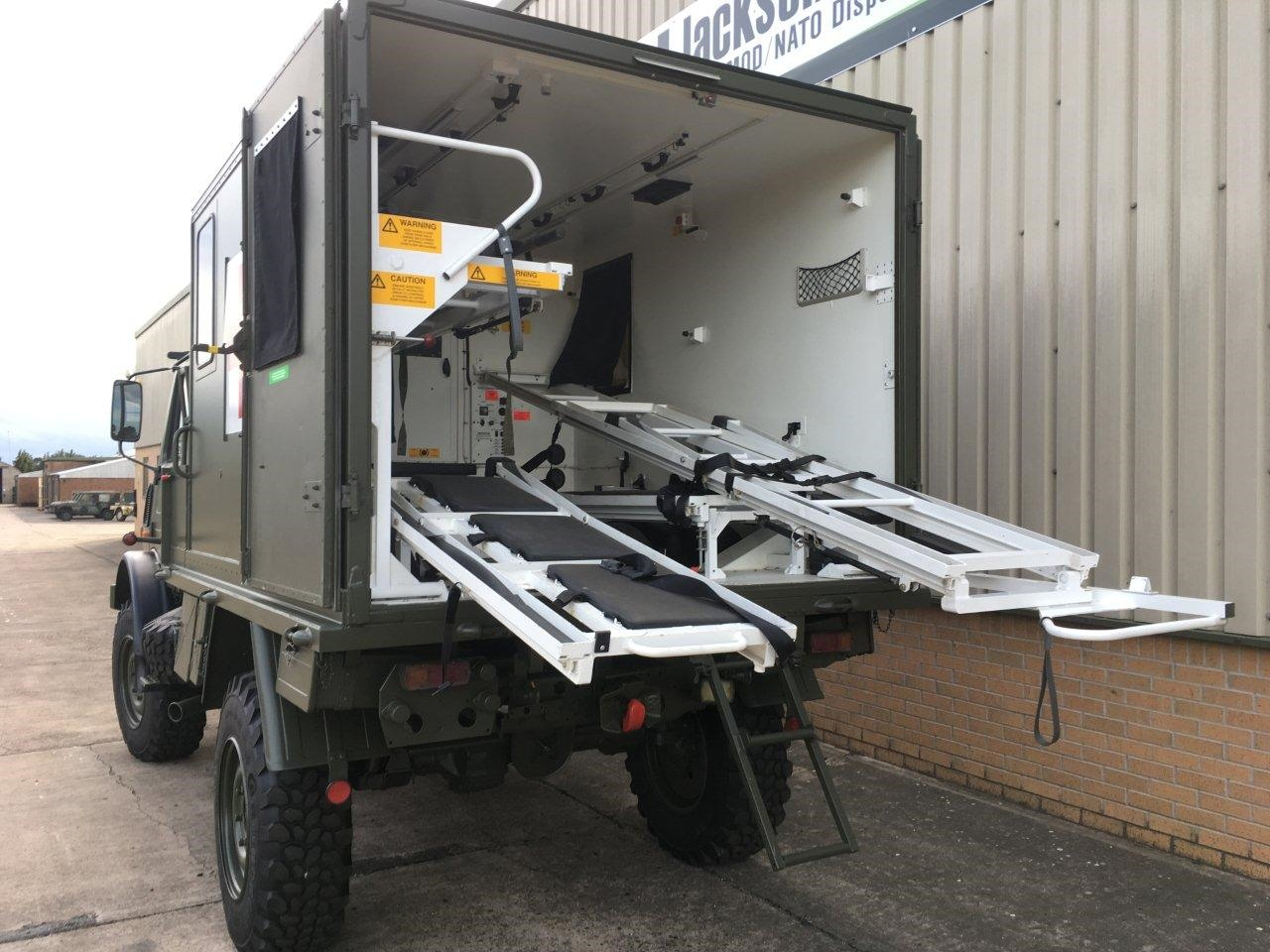 Mercedes Benz Unimog U1300L 4x4 Medical Ambulance for sale | for sale in Angola, Kenya,  Nigeria, Tanzania, Mozambique, South Africa, Zambia, Ghana- Sale In  Africa and the Middle East